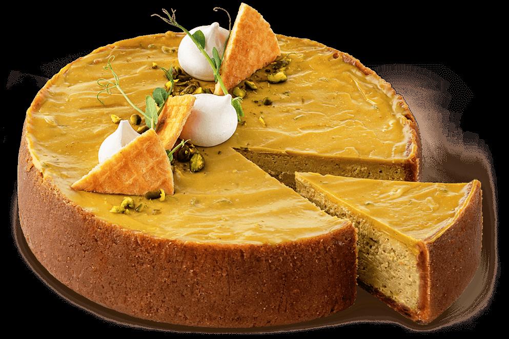 Cheesecake Pistachio
