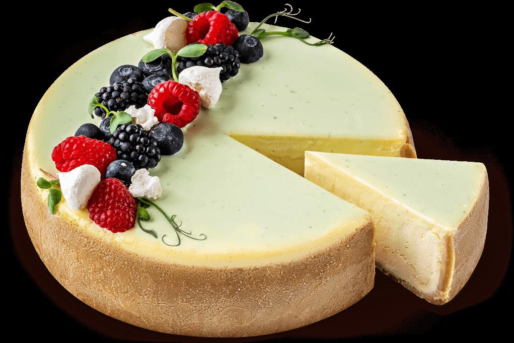 Чизкейк с сыром «Рикотта»