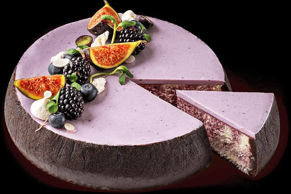 "Cheesecake ""Blueberry"""