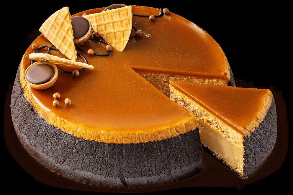 "Cheesecake ""Salted Caramel"""