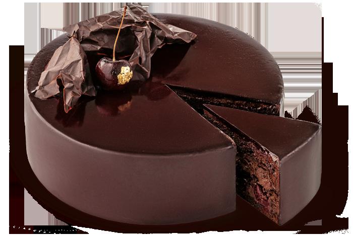 """Cake """"Cherry inchocolate cake"""""""