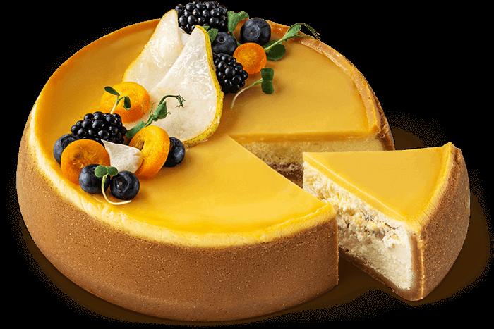 "Cheesecake ""Pear"""