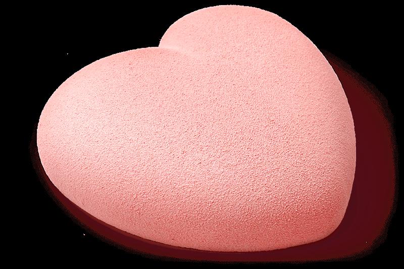 Cheesecake «Blueberry & Elderberry Heart»